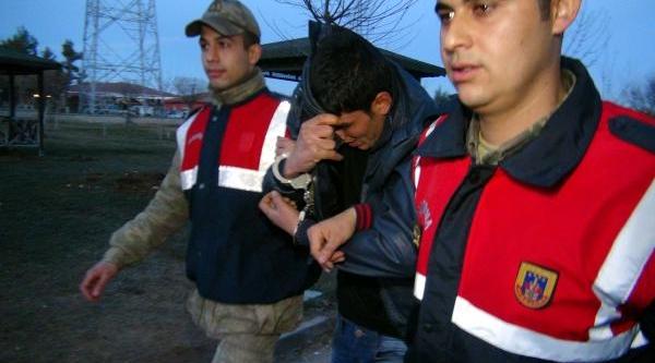 Gaziantep'te 6 Çiftlik Evini Kundaklayan Şüpheli Tutuklandi