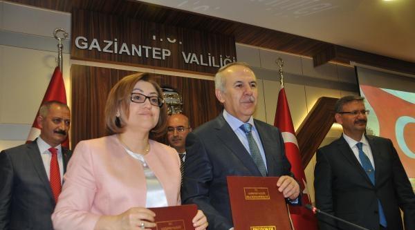 Gaziantep'te 75 Okulun Tadilatı Yapılacak