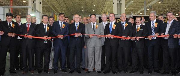 Gaziantep'te Altın Ve Mücevher Fuarı Açıldı