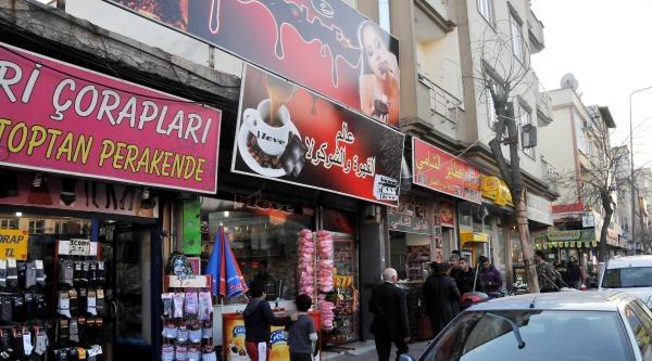 Gaziantep'te Arapça Tebalalar Kaldırıldı