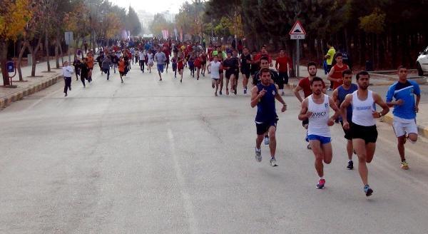 Gaziantep'te 'atatürk' Koşusu