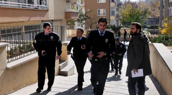 Gaziantep'te Avukata Tabancali Saldiri