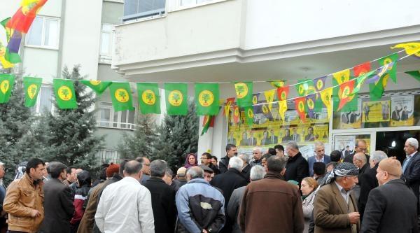 Gaziantep'te Bdp'nin Seçim Bürosuna Saldırı Kınandı
