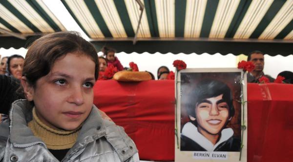 Gaziantep'te Berkin Elvan Gerginliği