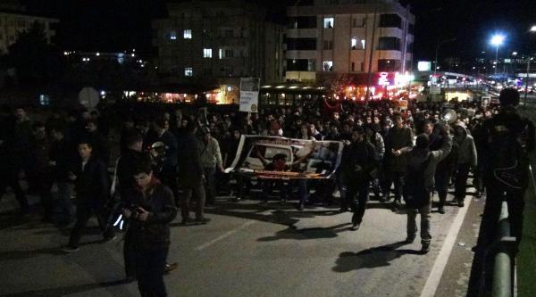 Gaziantep'te 'berkin Elvan' İçin Oturma Eylemi