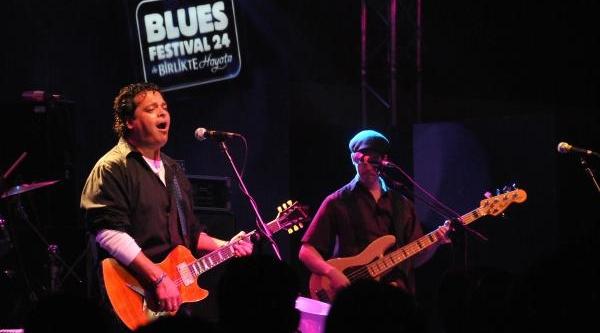 Gaziantep'te 'blues' Rüzgari