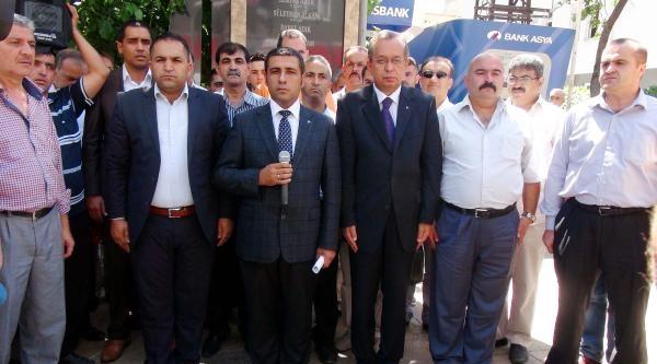 Gaziantep'te Bombalı Saldırı Kurbanları Anıldı