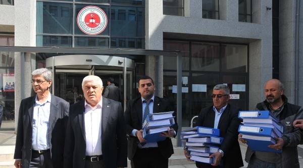 Gaziantep'te Chp'den Seçim Kuruluna İtiraz