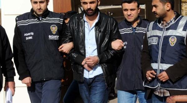 Gaziantep'te Cinayet Şüphelisi Yakalandi