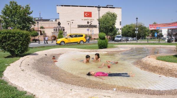 Gaziantep'te Çocuklarin Tehlikeli Serinliği