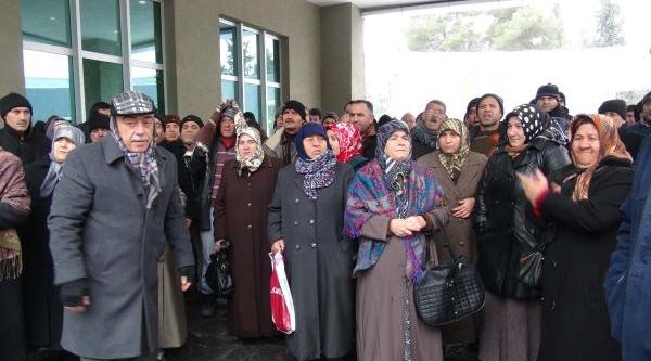 Gaziantep'te 'doğalgaz Aboneliği' Eylemi