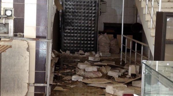 Gaziantep'te Ekmek Fırınında Patlama: 2 Yaralı