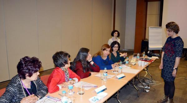 Gaziantep'te Engelli Kadınlara Eğitim