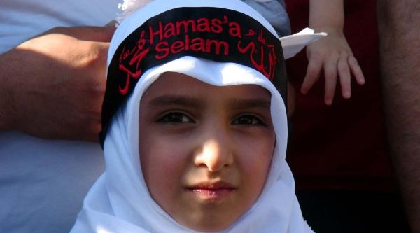 Gaziantep'te Gazze'ye Destek Konvoyu