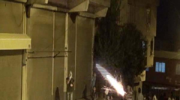 Gaziantep'te Gergin Gece (ek Fotoğraf)