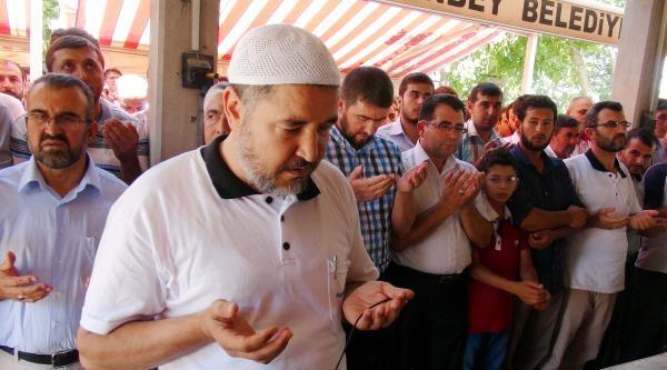 Gaziantep'te Gıyabi Cenaze Namazı Kılındı