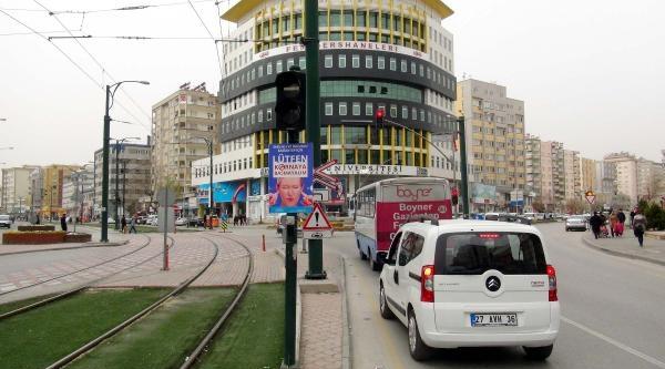 Gaziantep'te Gürültü Kirliliğine Karşı Levhalı Uyarı