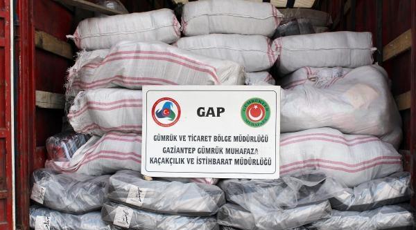 Gaziantep'te Hayali İhracat Operasyonu: 2 Gözaltı