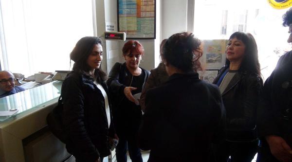 Gaziantep'te Kadınlardan Mektuplu Protesto