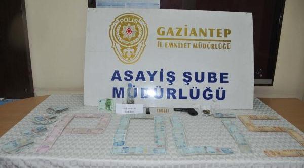 Gaziantep'te Kasa Hirsizliğina 5 Gözalti