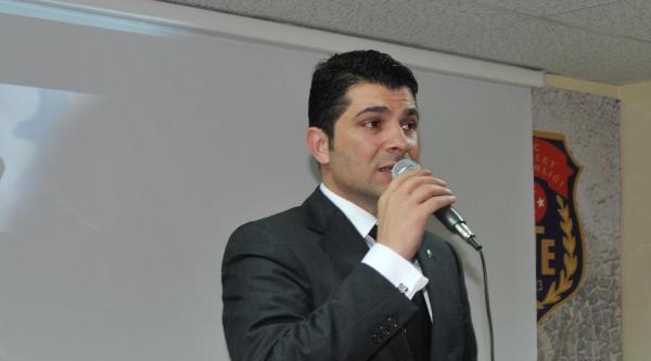 Gaziantep'te Mahkumlara Şiirli Terapi