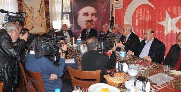 Gaziantep'te Milli Merkez Kurultayi Yapilacak