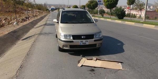 Gaziantep'te Otomobilin Çarptiği Çocuk Öldü