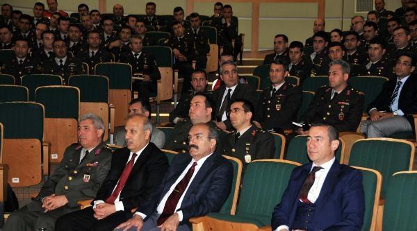 Gaziantep'te, Polis Ve Jandarmaya Seminer