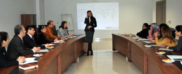 Gaziantep'te Sağlik Otelciliği Hizmet Eğitimi Başladi
