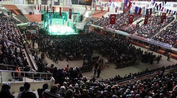 Gaziantep'te 'şehitleri Anma' Gecesi