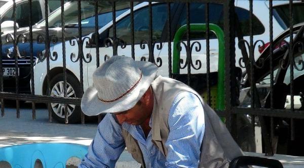 Gaziantep'te Sıcak Hava Bunalttı