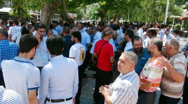 Gaziantep'te Stk'lardan Suriyelilere Destek