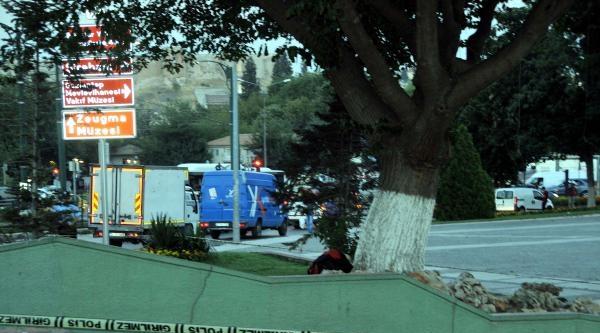 Gaziantep'te Şüpheli Valiz Paniğe Neden Oldu