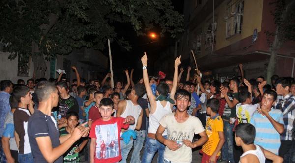 Gaziantep'te Suriyeli Gergiliği; Yaralılar Var (2)