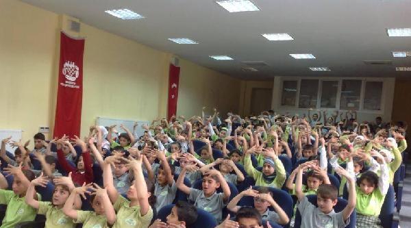 Gaziantep'te Suriyeli Öğrencilere Psikolojik Destek