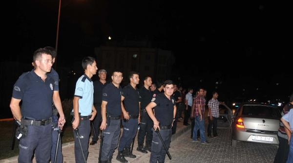 Gaziantep'te Suriyeli Protestosuna İzin Verilmedi