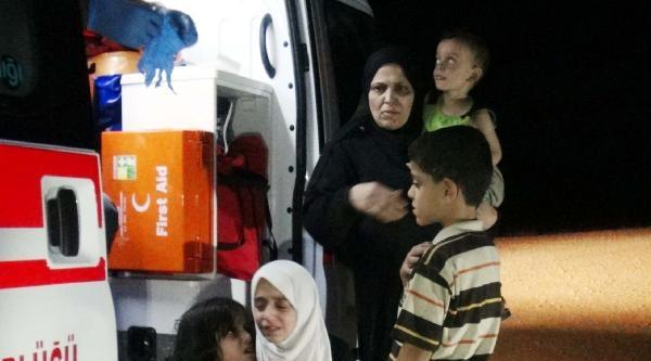 Gaziantep'te Tır Minibüse Çarpti: 8'i Suriye Uyruklu 13 Yaralı