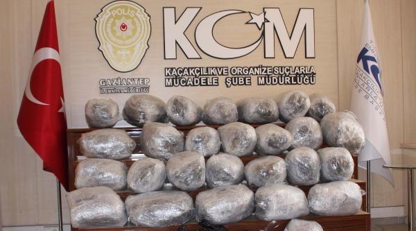 Gaziantep'te Uyuşturucu Operasyonu: 10 Gözaltı