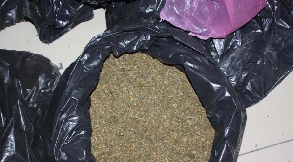 Gaziantep'te Uyuşturucu Operasyonunda 6 Tutuklama