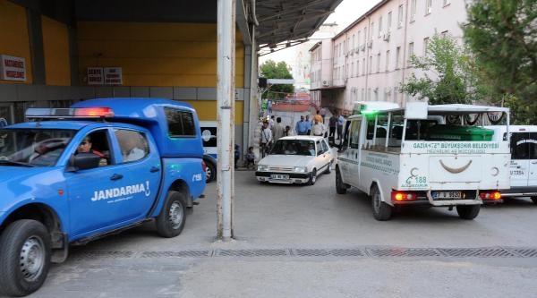 Gaziantep'te Yıldırım Çarpan Çiftçi Öldü