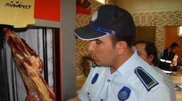 Gaziantep'te Zabıtadan Ramazan Denetimleri