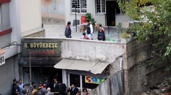 Gaziantep'teki Işhani Yanginda Ölenlerin Sayisi 5'e Yükseldi