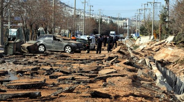 Gaziantep'teki Patlamanin Nedeni: Doğalgaz Sizintisi
