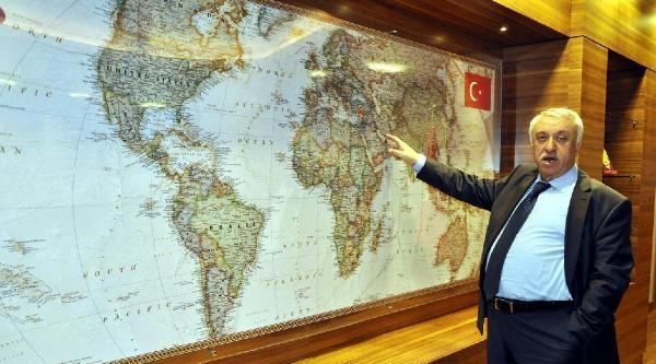 Gaziantep'ten 173 Ülkeye İhracat