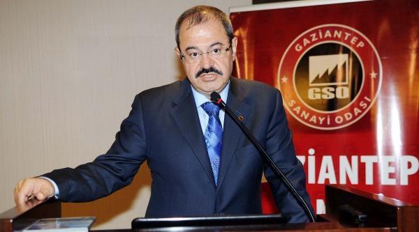 Gaziantep'ten 33 Firma 'ikinci 500 Sanayi Kuruluşu'nda