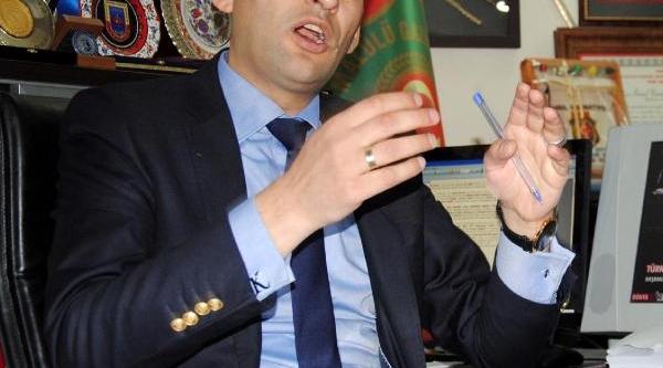Gaziler Derneği Başkani: Kaderimiz Iç Savaşsa, En Önde Giderim