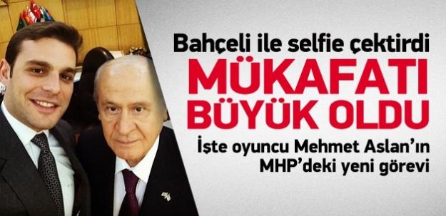 Gazinocular Kralı'nın oğlu MHP'nin yeni yüzü