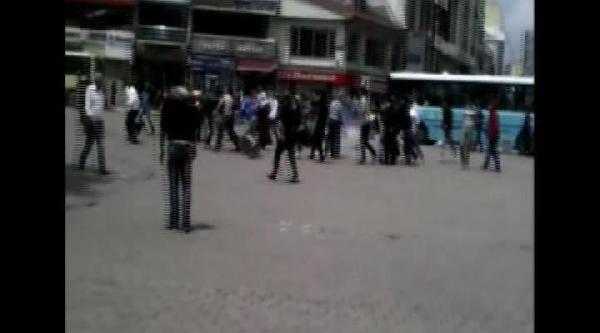 Gaziosmanpaşa Meydanı'nda Silah Sesleri