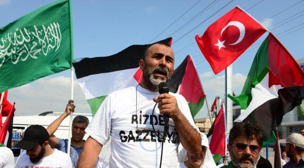 Gazze'ye Giden Aile, Adana'ya Ulaştı