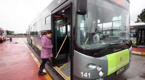 Gebze Ve Çayirova'dan Marmaray'a Otobüs Seferi